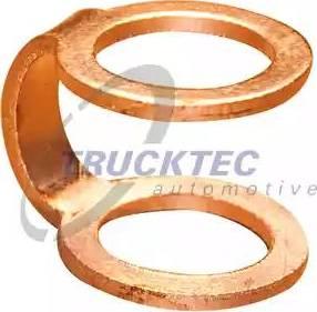 Trucktec Automotive 0113036 - Seal, fuel line detali.lv