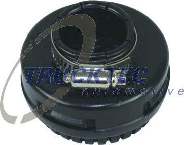 Trucktec Automotive 0135158 - Silencer, compressed-air system detali.lv