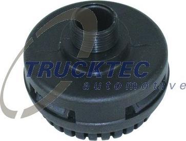 Trucktec Automotive 0135157 - Silencer, compressed-air system detali.lv