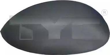 TYC 30500132 - Cover, housing, outside mirror detali.lv