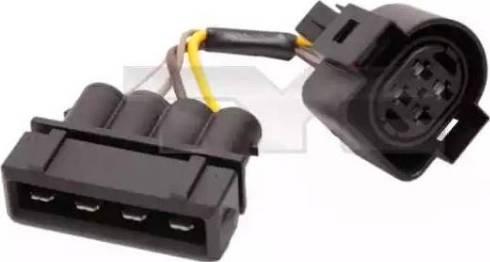 TYC 205443WA1 - Harness, headlight detali.lv