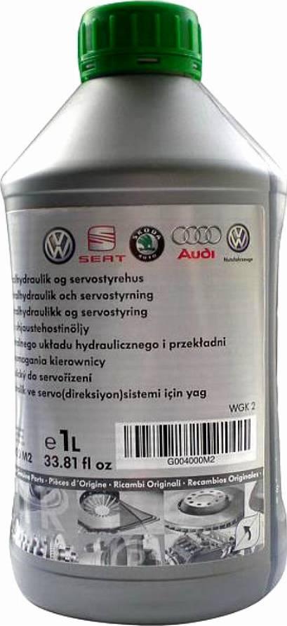 VAG G004000M2 - Central Hydraulic Oil detali.lv