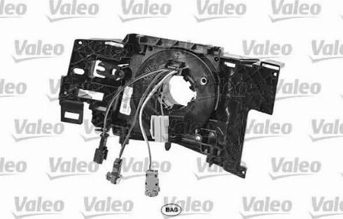 Valeo 251642 - Clockspring, airbag detali.lv