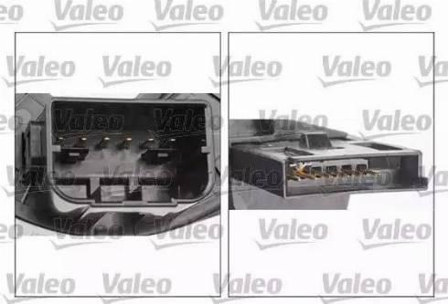 Valeo 251658 - Clockspring, airbag detali.lv