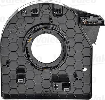 Valeo 251756 - Clockspring, airbag detali.lv
