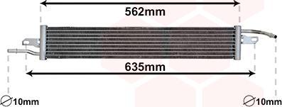 Van Wezel 02014701 - Intercooler, charger detali.lv