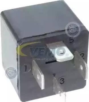 Vemo V15710020 - Relay, radiator fan castor detali.lv