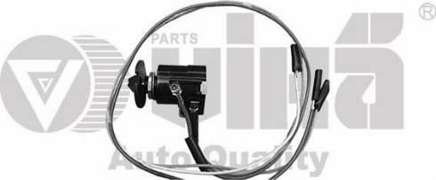 Vika 99390051201 - Blower Switch, heating/ventilation detali.lv