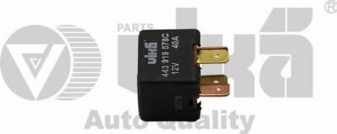 Vika 29190000501 - Relay, air conditioning detali.lv