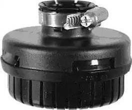 Wabco 4324070600 - Silencer, compressed-air system detali.lv