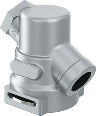 Wabco 4325000250 - Air Filter, compressor detali.lv