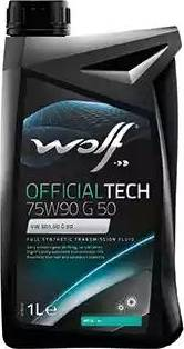 Wolf 8304101 - Manual Transmission Oil detali.lv
