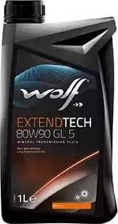Wolf 8304309 - Manual Transmission Oil detali.lv