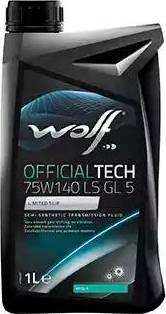 Wolf 8304200 - Manual Transmission Oil detali.lv