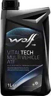 Wolf 8305603 - Power Steering Oil detali.lv