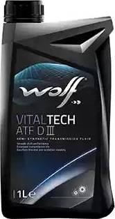 Wolf 8305306 - Power Steering Oil detali.lv