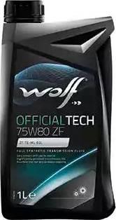 Wolf 8325601 - Manual Transmission Oil detali.lv